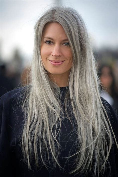 Grey hair: Hide or Not to Hide? – HairStyles for Women