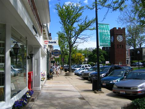 Hudson (Ohio) – Travel guide at Wikivoyage