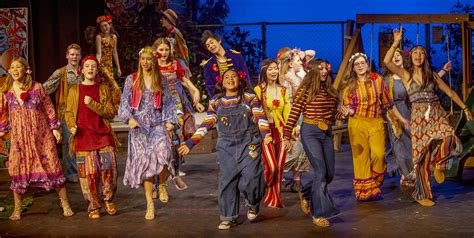 Godspell – South Valley Civic Theatre