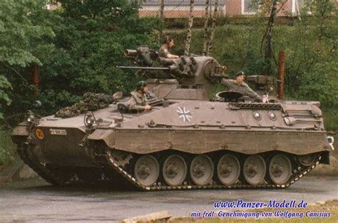 Marder 1 1A 1A1 armoured infantry fighting vehicle