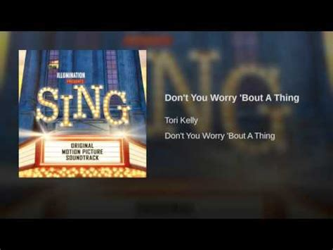 Don't You Worry Bout A Thing   Stevie Wonder   (Sing