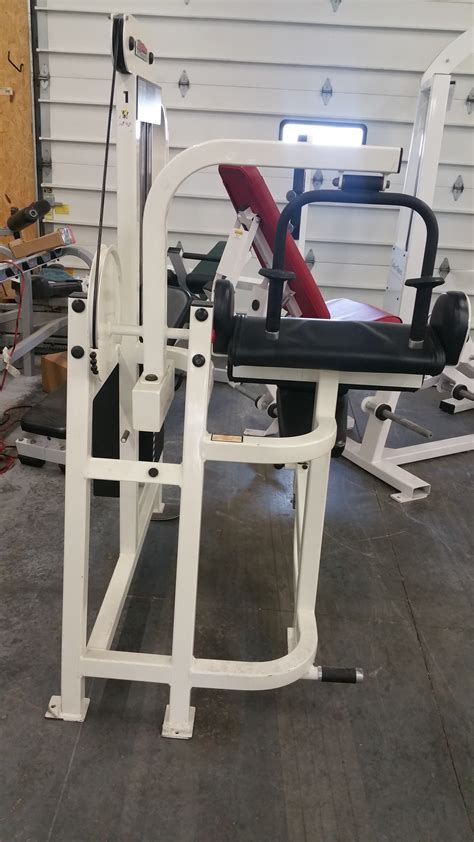 Midwest Used Fitness Equipment :: Life Fitness Pro Series