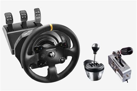 Best Xbox One Steering Wheels With Clutch, Shifter and