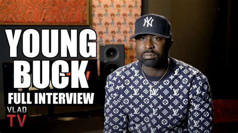 Young Buck 50 Cent, G-Unit, Game, Stabbing, Shooting
