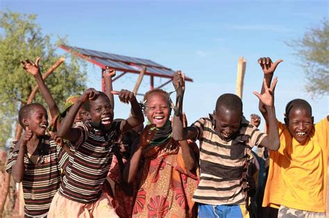 Energy access in the developing world - new solutions to