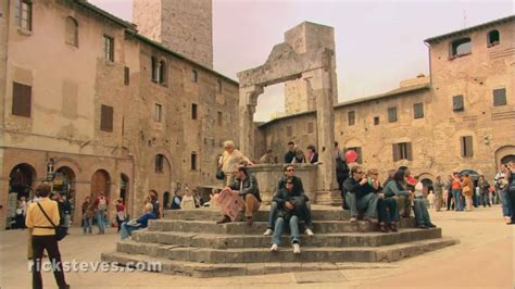 San Gimignano, Italy: Towering Hill Town - YouTube