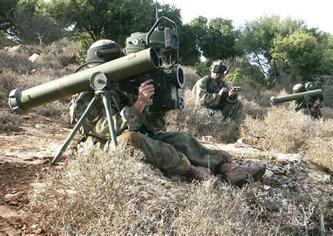 Spike anti-tank guided missile ATGW technical data