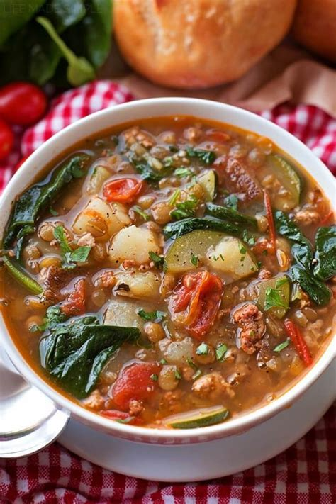 20 Winter Warming Lentils Recipe Soup - How To Make