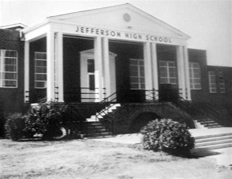 JEFFERSON HIGH SCHOOL PHOTOGRAPHICAL ARCHIVES ~ 1963