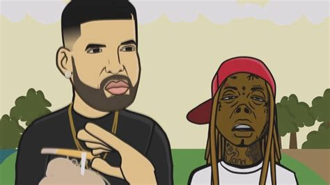 """Lol: Lil Wayne """"There's No Such Thing As Racism"""" (Cartoon"""