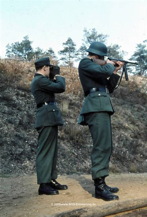 SMG use in West Germany