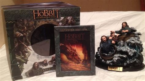 The Hobbit: The Desolation of Smaug Extended Edition 3D