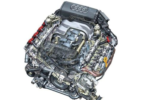 2 FSI Engine For Audi A6 And A8   Top Speed