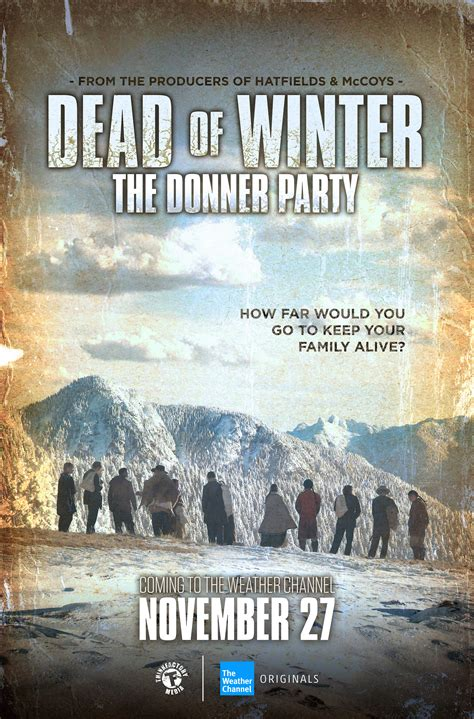 Dead of Winter: The Donner Party | The Weather Channel