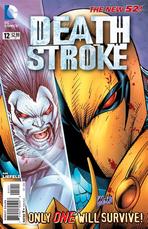 Exclusive Preview: DEATHSTROKE #12