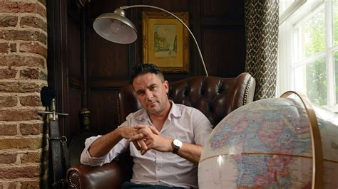 Home: Explorer Levison Wood is happy to share his historic