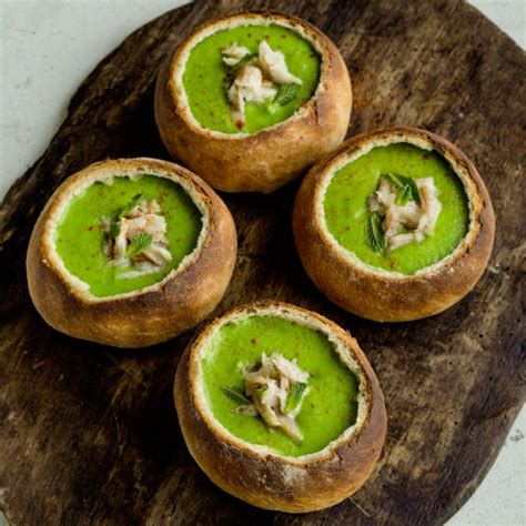 Fabulous Baker Brothers - London pea souper - Woman And Home
