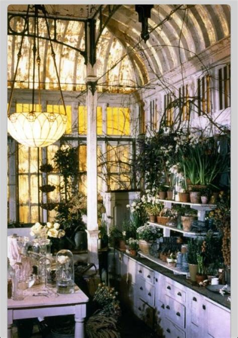 Green house from Practical Magic movie