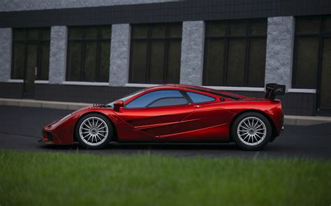 """""""Finest in the world"""" McLaren F1 up for sale"""