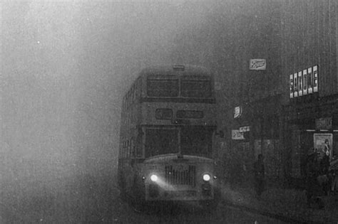 Wheezy does it: No nostalgia for the bad old days of fog