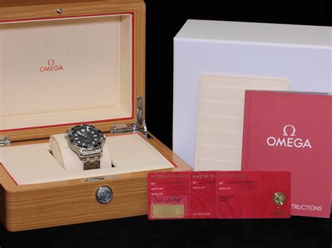 Omega Seamaster Diver 300M 42mm, Co-Axial Master, 210