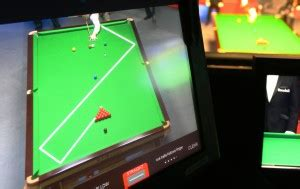 Cue the OB: How IMG produces snooker coverage for the BBC