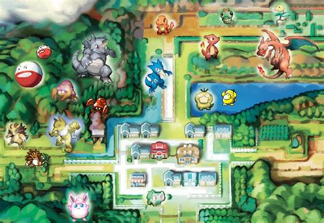 """PLDH 🔍 on Twitter: """"Really like the drawings of Pokémon on"""