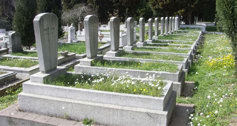 Turkish cemetery created in honor of soldiers vandalized
