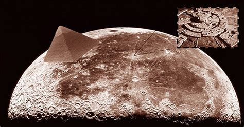 Strange Alien Structures Found on the Moon - That's Why We