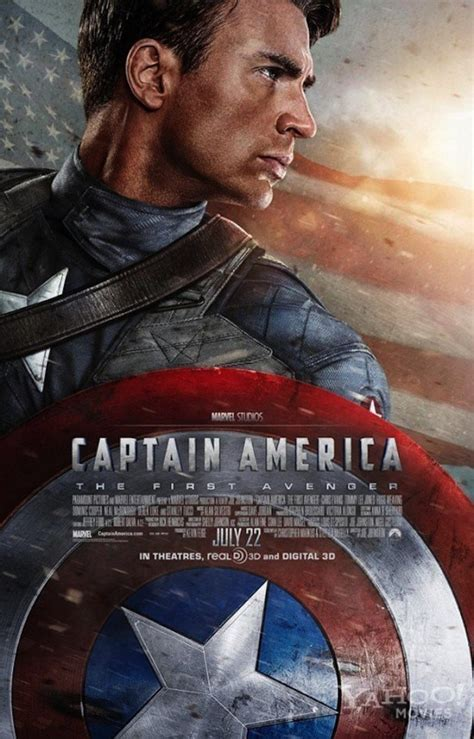 Captain America: The First Avenger (July 22) - UNBOX PH