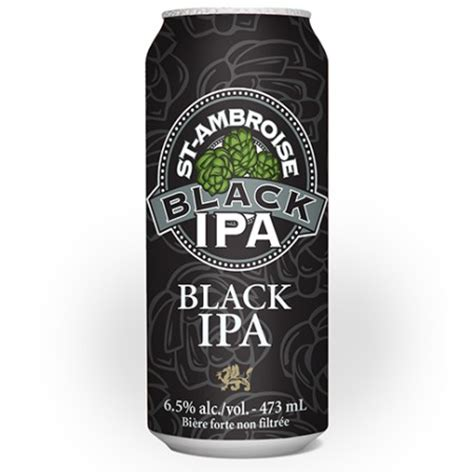 McAuslan Releases St-Ambroise Black IPA   Canadian Beer News