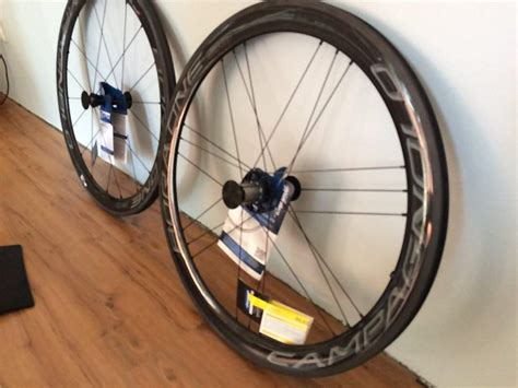REDUCED Brand New Campagnolo Bora One 50 Clinchers for