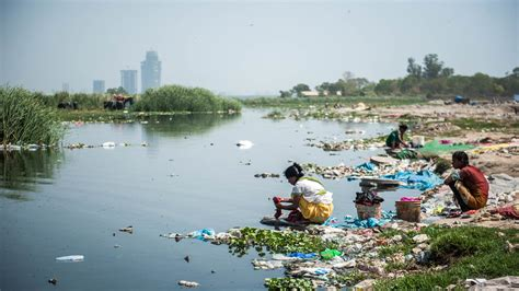 When There's Dirty Water In India, Citizens Can Report It