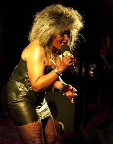 Tina Turner tribute act by Kinisha - book now with Book-A