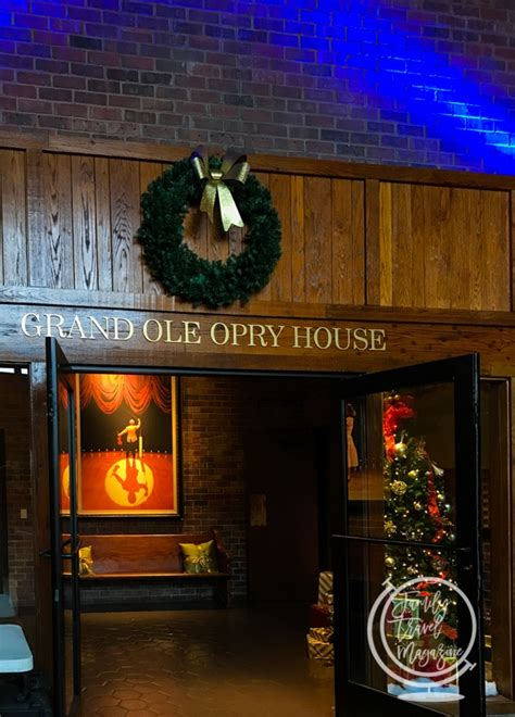 Grand Ole Opry Tour With Kids - Family Travel Magazine
