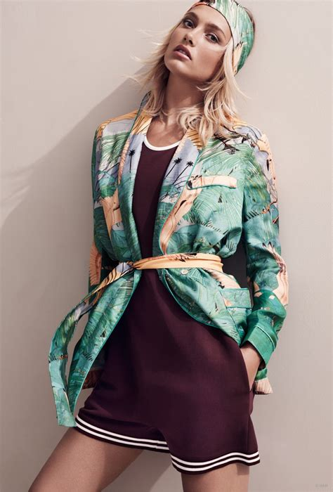 See the H&M Studio Spring 2015 Collection Featuring Chic
