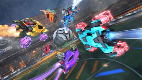 Rocket League's competitive season 13 will give wheels as