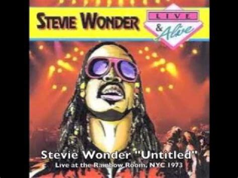 Stevie Wonder Live at the Rainbow Room, NYC July 14 1973