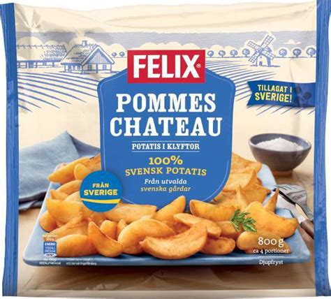 Pommes Chateau, Fryst - City Gross
