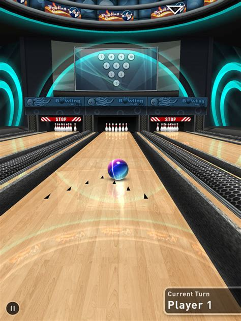 Bowling Game 3D HD IPA Cracked for iOS Free Download