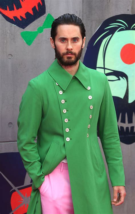 Jared Leto's Fashion Awards outfit was outrageous in all