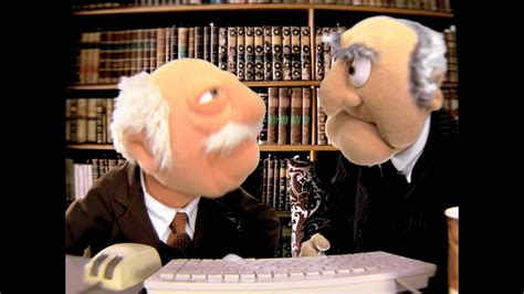 Meh   Statler & Waldorf   The Muppets - YouTube