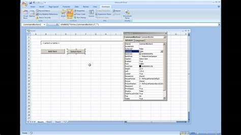 VBA Excel Combobox Setting a List Index and Clearing the