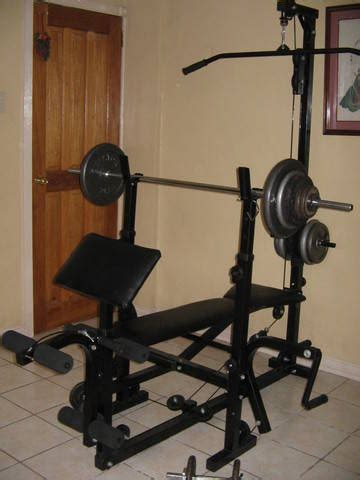 GYM EQUIPMENT FOR SALE from Pampanga Angeles City @ Adpost