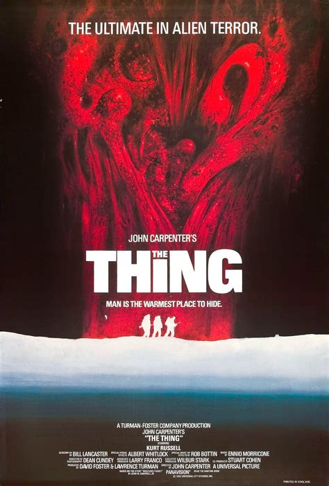 Happyotter: THE THING (1982)