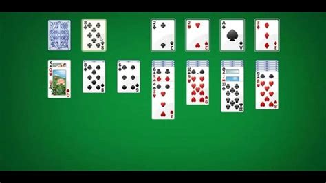 Windows Solitaire +download link - YouTube