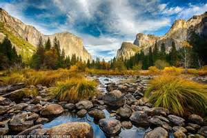 Yosemite National Park's rugged beauty captured in 150