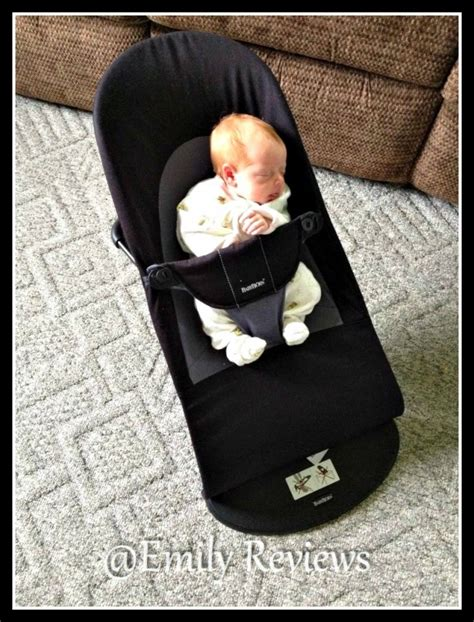 BABYBJÖRN Bouncer Balance Soft Review & Giveaway (US