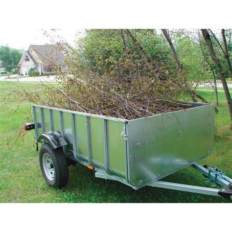FREE SHIPPING — Little Giant Trailer 3/4-Ton Pickup Bed
