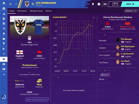 Football Manager 2020 : les versions Touch et Mobile